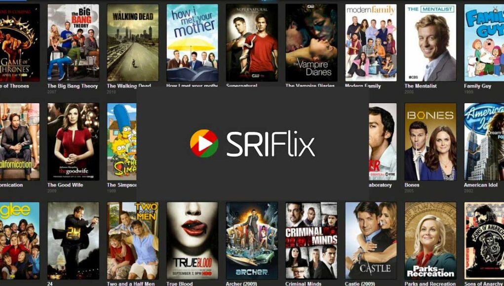 SRIFlix TV for no data charges from Mobitel